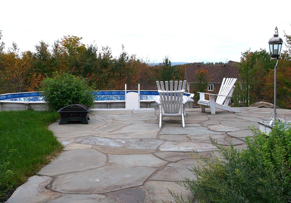 Am nagement paysager piscine creus e am nagement spa piscine - Amenagement piscine hors terre ...